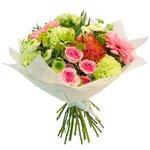 Букет цветов в подарок для общительного и мечтательного человека в Санкт-Петербурге