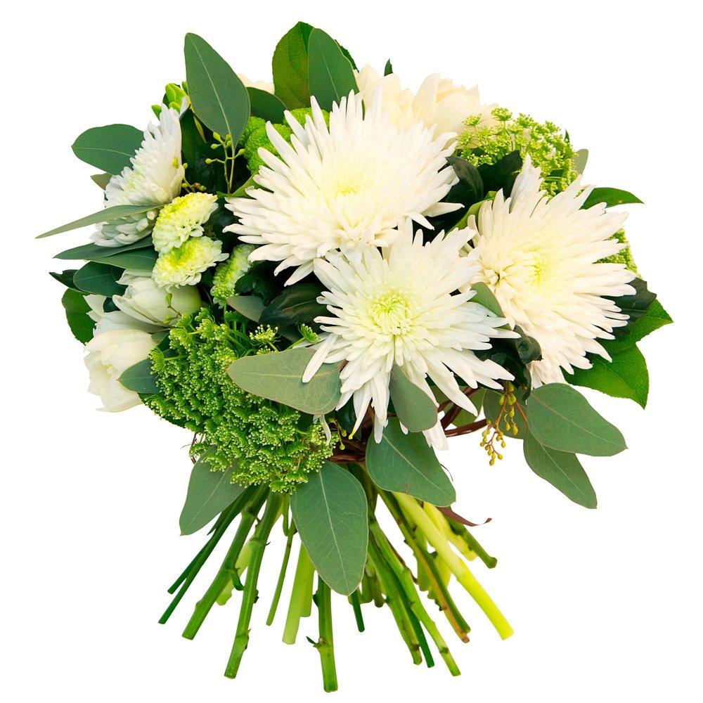Просто улыбнись! - коробка с розовыми розами и тюльпанами