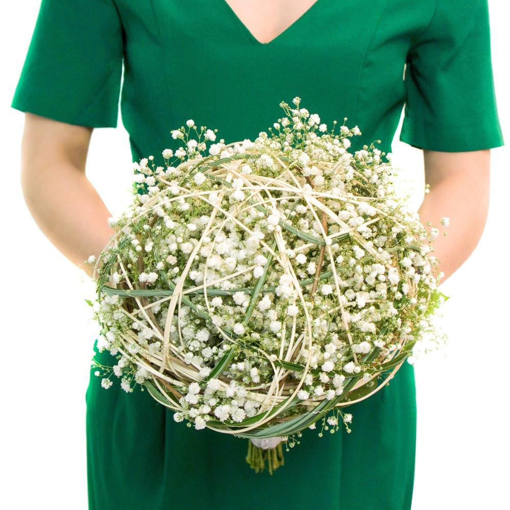 Букет невесты «Жаклин»