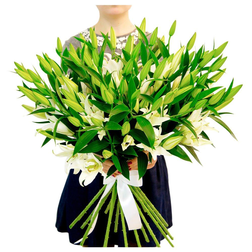 Цветов, доставка букетов москва, лилии