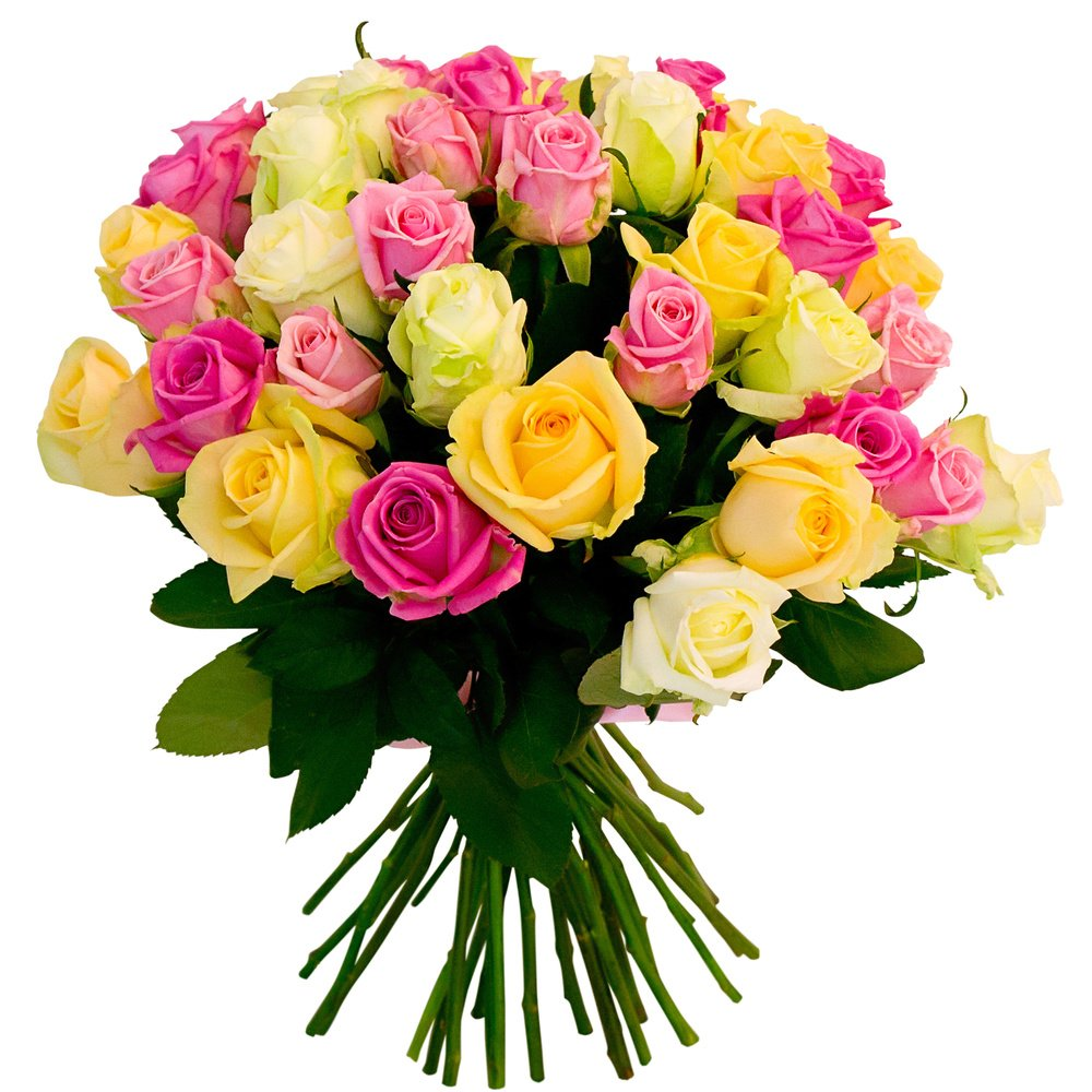 «Нежно». Букет из 39 роз