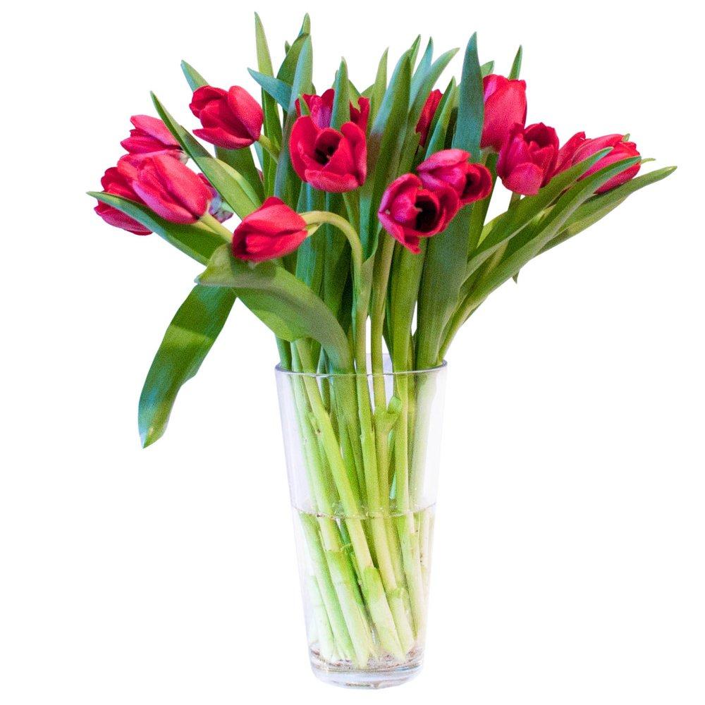 Букет с герберой, хризантемой и гвоздикой