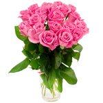Букет розовые розы в Санкт-Петербурге