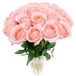 Букет из розовых роз в Санкт-Петербурге