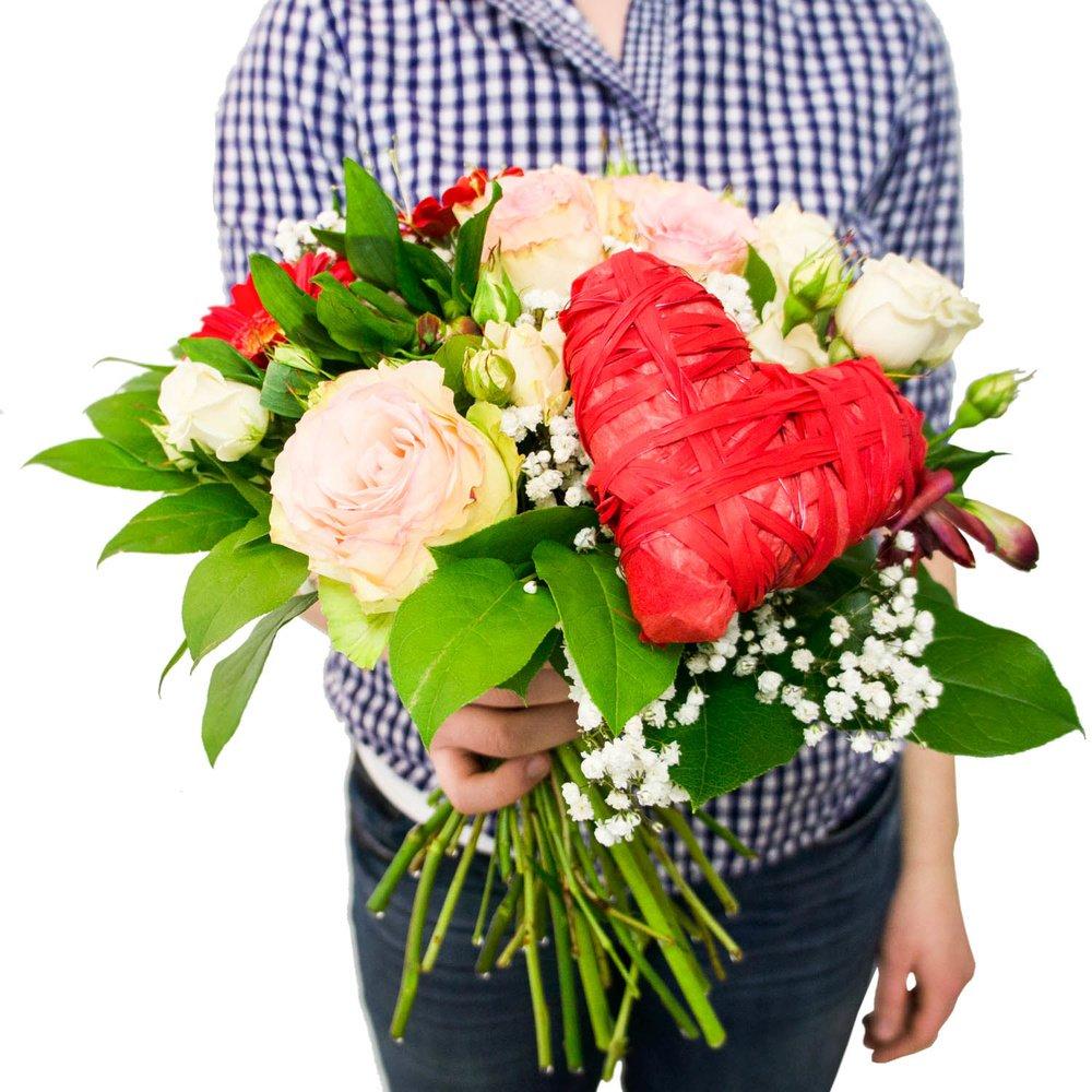 Заказать цветы спб