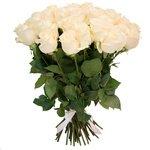 Букет из 31 белой розы в Санкт-Петербурге