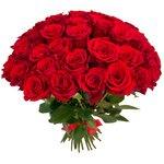 Букет из 51 красной розы в Санкт-Петербурге