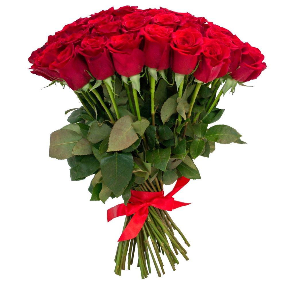 Сонник букет красных роз подарок 52