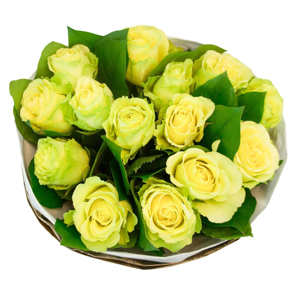 Зеленые роза доставка по украине, цветы