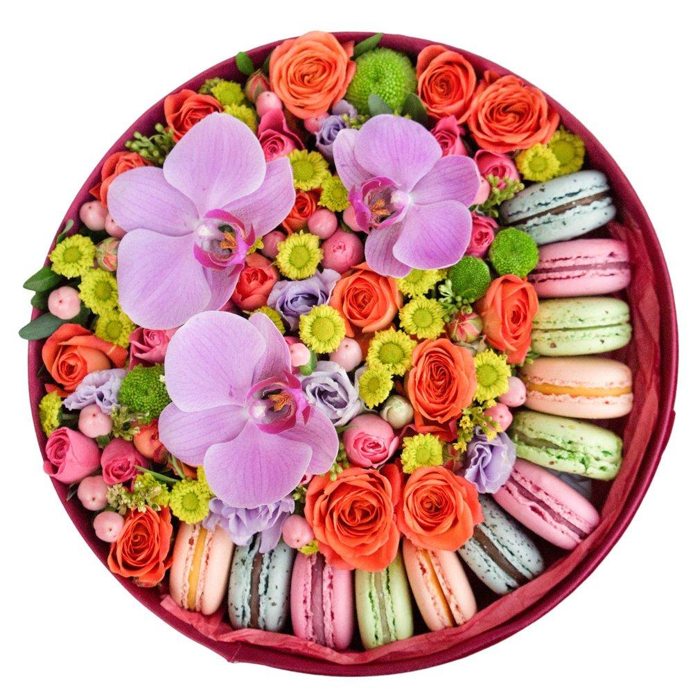 Цветы подарки с доставкой санкт-петербург 25