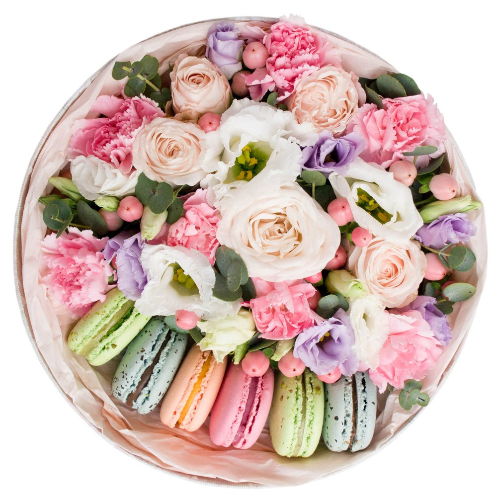 Макароны и цветы екатеринбург