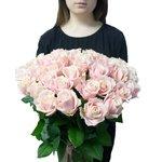 Букет из 51 розовой розы в Санкт-Петербурге