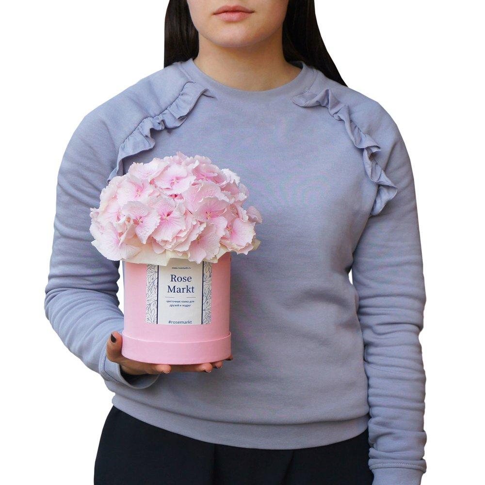 Помпон розовый