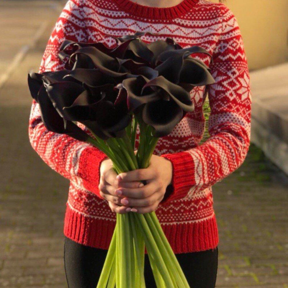 Букет орхидеи с калл купить спб, корзины и букеты из конфет