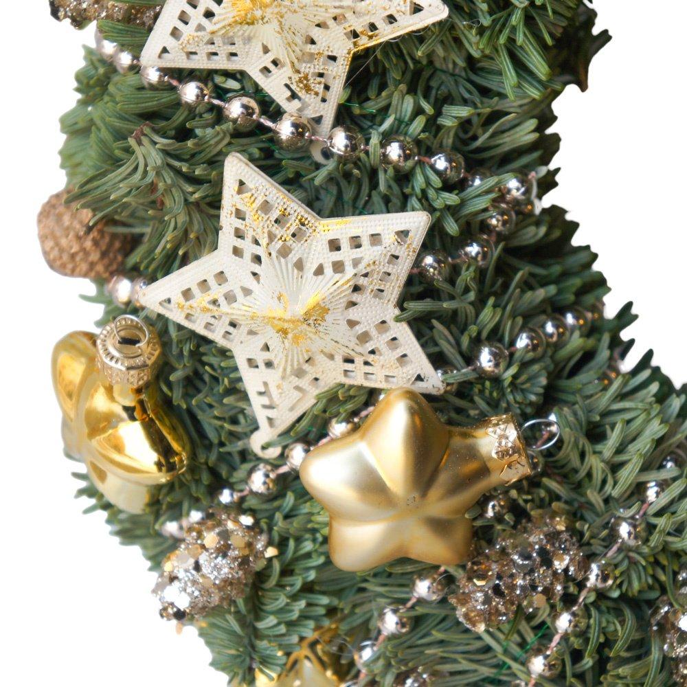 Рождественский венок №13