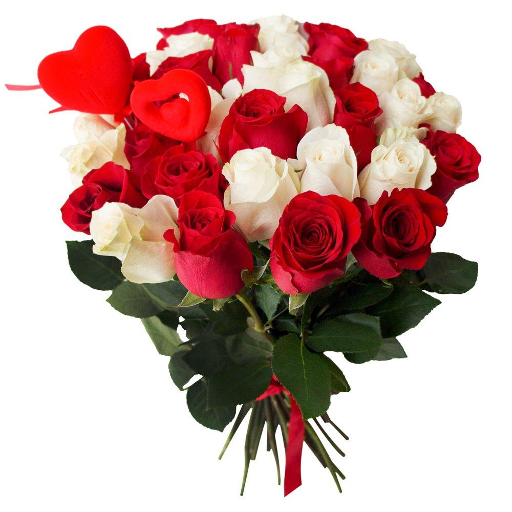 Купить, букет цветов красные розы