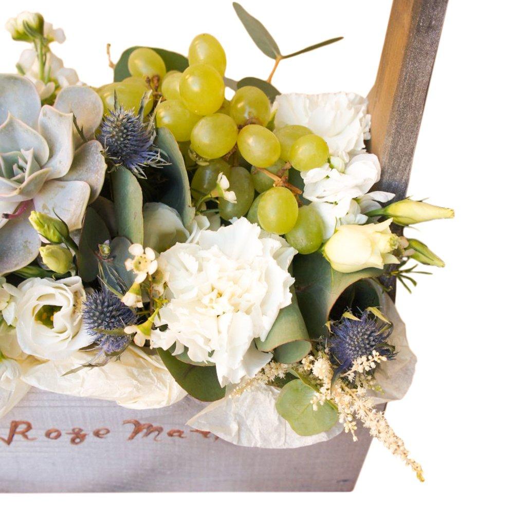 Фруктово-цветочный букет Шардоне