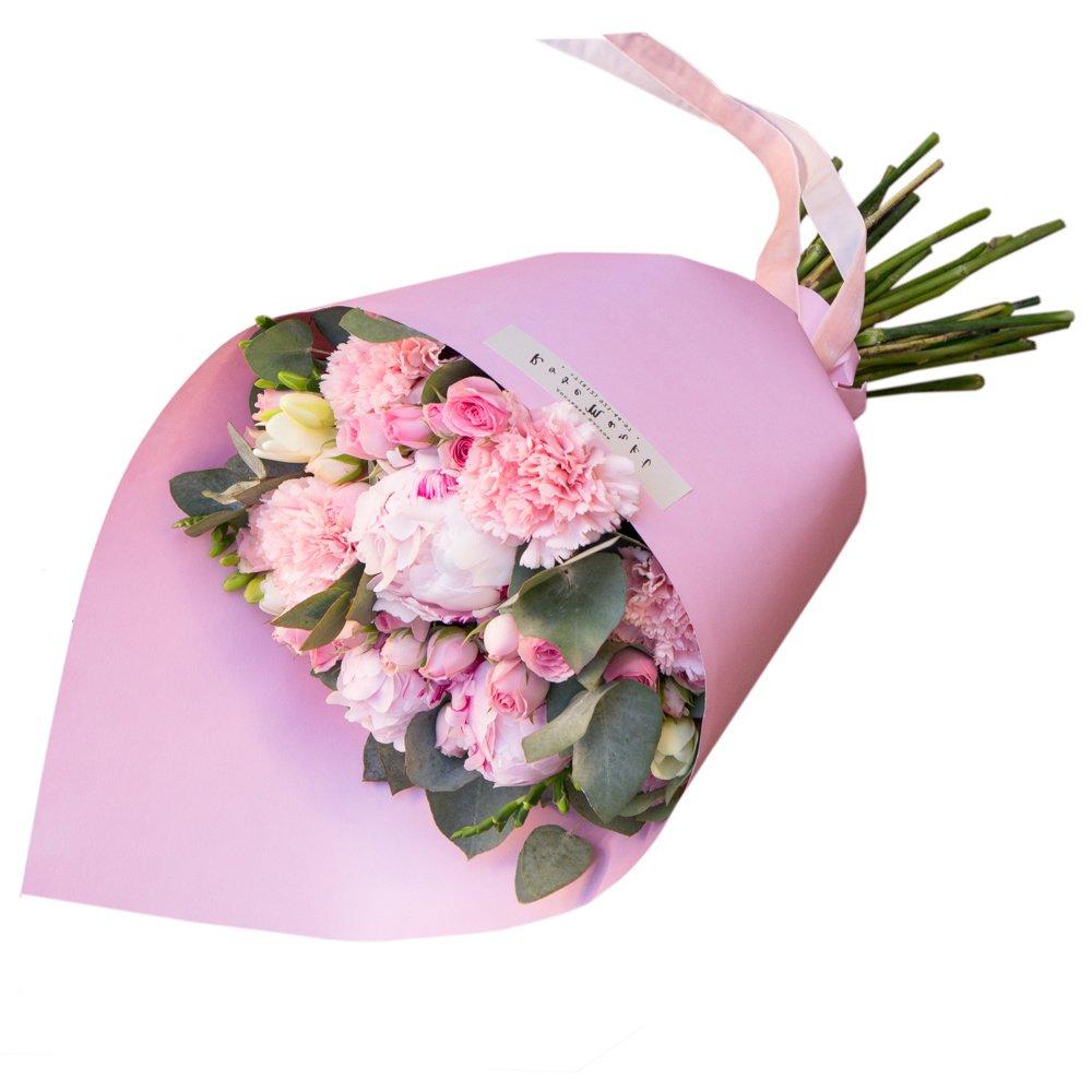 Новинки подарочных цветов