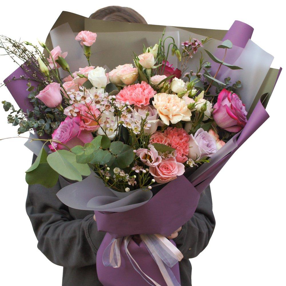 Живые цветы, доставка цветов на академической