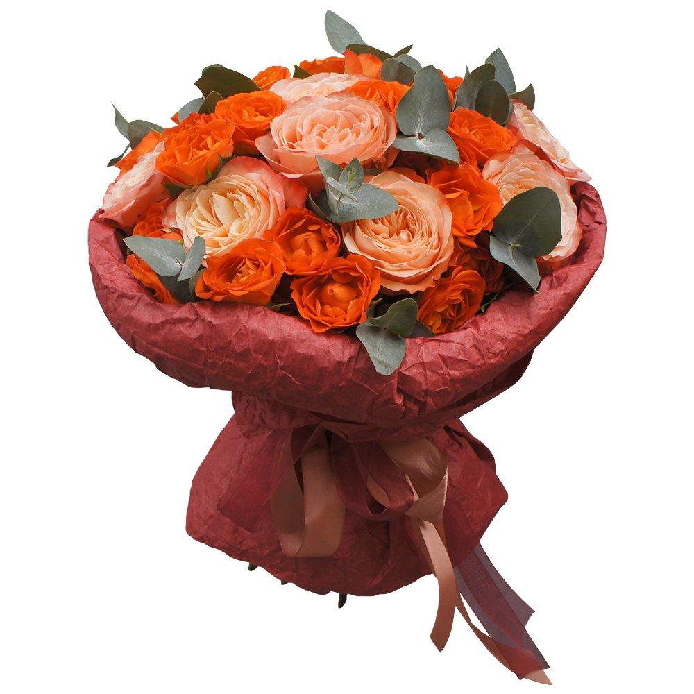 Где, 55 розы с доставкой спб