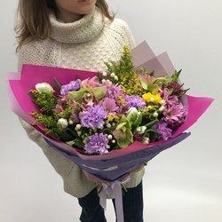 Букет цветов из Инстаграма в Санкт-Петербурге